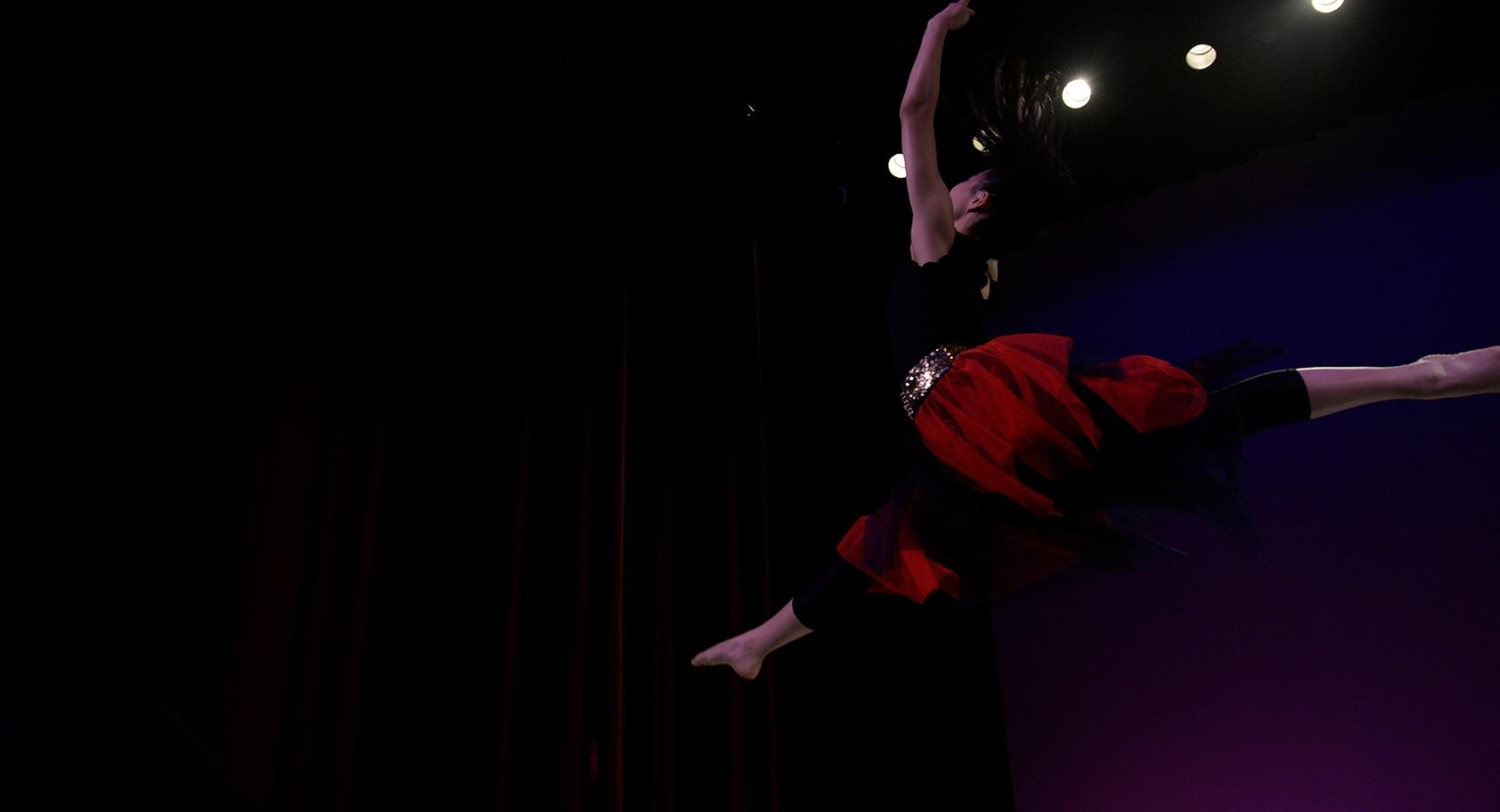 高校専門科目 ダンスを学ぶ