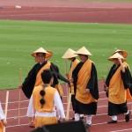 紀の国わかやま国体 式典前演技 出演報告