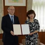 【高大連携】高野山大学との連携協定を締結