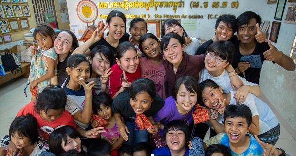 カンボジア 国際理解教育研修