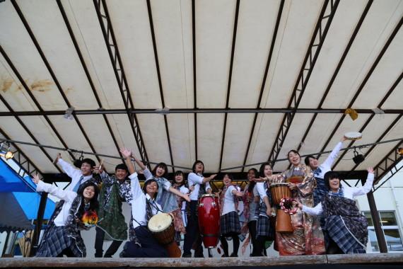 本日より世界民族祭in真国が開催です