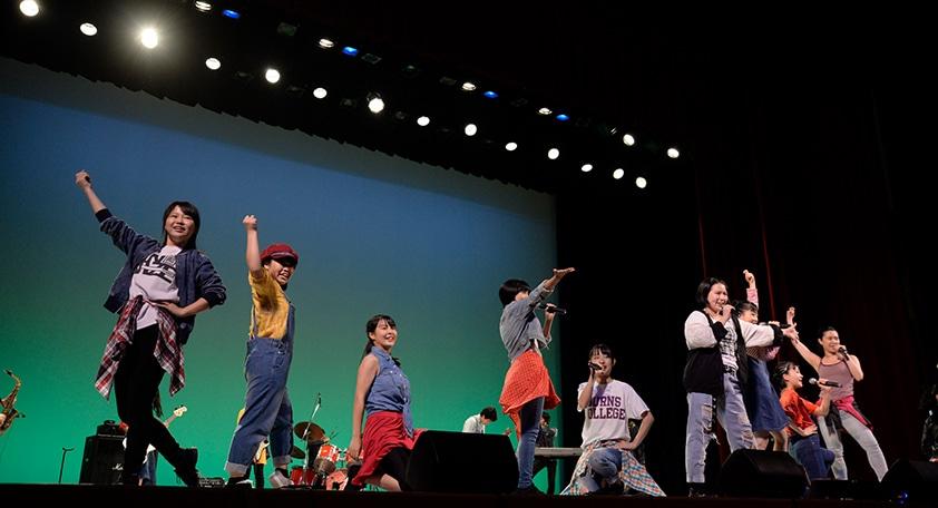 第1回りらシアター第2部創作舞台作品「ロストチャイルド」